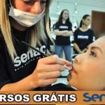Senac abre curso profissionalizante Grátis de maquiagem + Design de Sobrancelhas.
