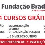 84 cursos grátis da Fundação Bradesco
