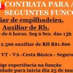 Assaí contrata auxiliar de empilhadeira e auxiliar de RH – Vagas disponível até 25 de março