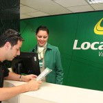 Localiza Rent a Car contrata- Atendentes