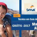 SENAC OFERECE CURSOS DE TURISMO TOTALMENTE GRÁTIS- INSCRIÇÕES ABERTAS…
