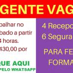 CONTRATO URGENTE – EVENTO: FORMATURA – entre em contato via whatsapp