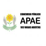 Concurso Público APAE – 2018 – Inscrições Abertas