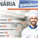 Senac abre inscrições para cursos de culinária gratuitos – 2019