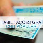 CNH Social 2019: mais de 25 mil vagas em Carteiras de Motorista de Graça – Saiba como participar do projeto!