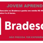 Jovem Aprendiz Bradesco 2019: Vagas abertas , veja os requisitos para as inscrições