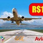 Preços de Passagens Aéreas Promocionais: Trechos a partir de 128,50 Aproveite as Promoções