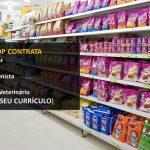 CONTRATA-SE: Recepcionista para Pet Shop – Salário: R$ 1.300,00 Não é necessário ter experiência!